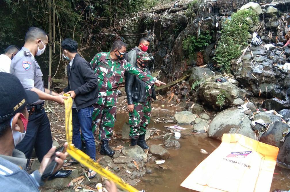 Terungkap ! Ini Identitas Mayat Mr X Yang Ditemukan Di Sungai Cipendawa