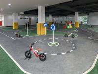 Wow Ternyata Begini Fasilitas Safety Riding Terbesar di Asia Tenggara