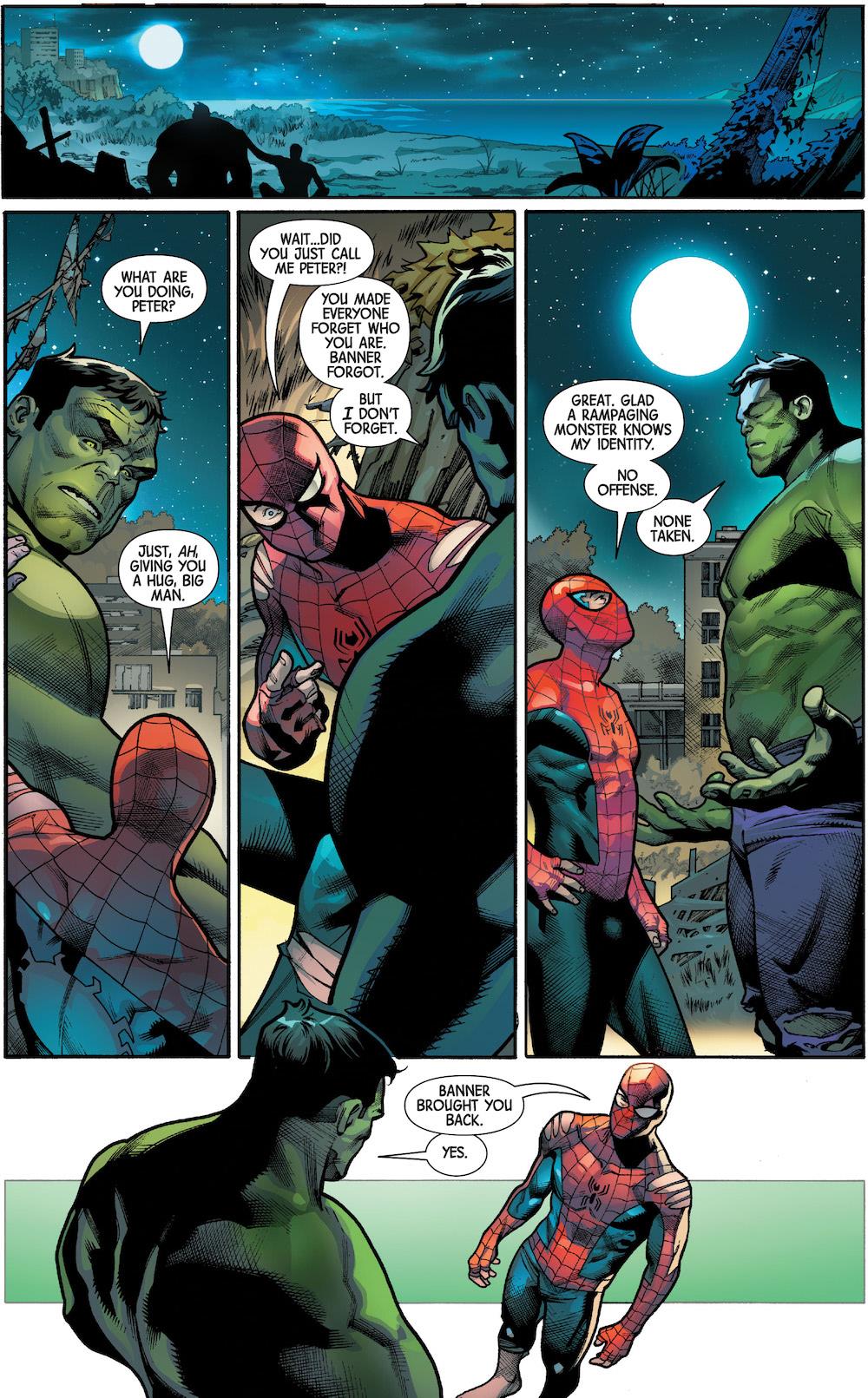 Hulk remembers
