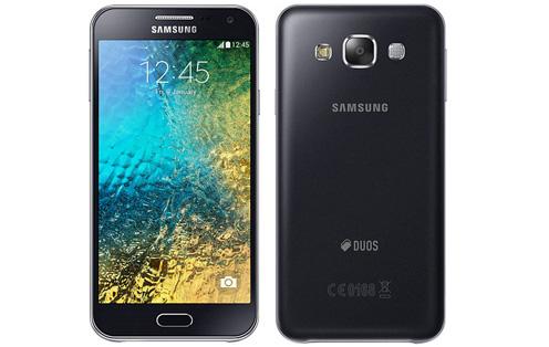 Harga Ponsel Samsung Galaxy E5, HP Android Dengan Layar Super Amoled