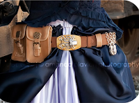 http://susandennard.com/2011/02/how-to-make-a-steampunk-utility-belt/