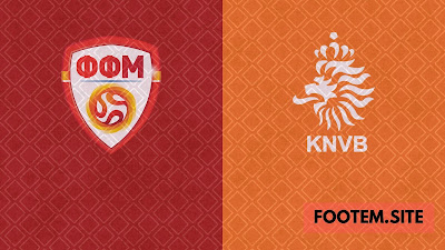 Netherlands Vs North Macedonia 27