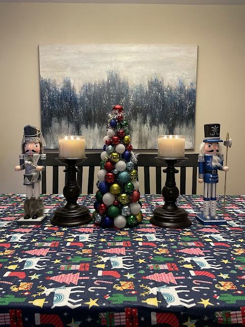 Christmas Indoor Decor - Condo Style