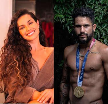 Juliette elogia os gatos das Olimpíadas e Ítalo Ferreira manda recado: Não namoro!