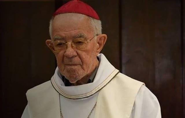 Bispo emérito da Diocese de Alagoinhas morre aos 95 anos