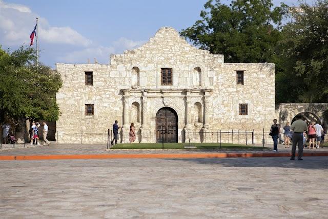 American History: Remember the Alamo, Saving Kuwait, Standing Down Hitler