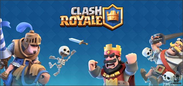 Clash Royale v2.0.7 MOD APK Gemas e Dinheiro Infinito