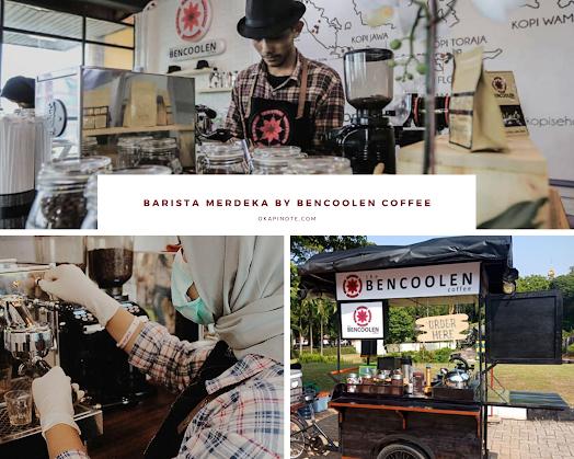 bencoolen coffee