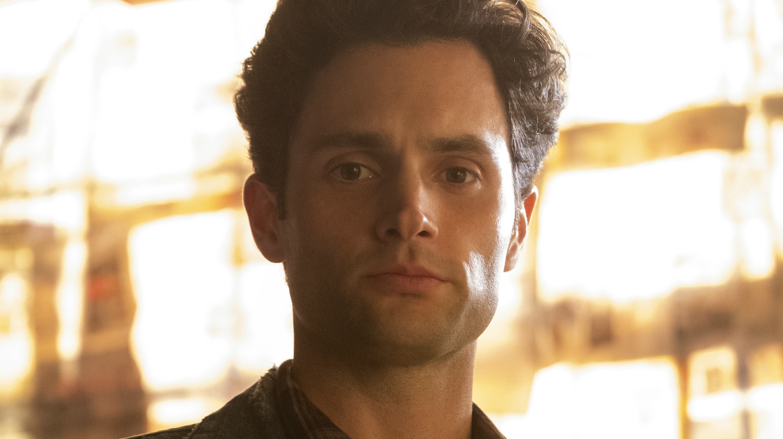 You Joe Goldberg Penn Badgley Netflix
