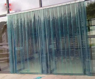 cortinas para cuartos frios