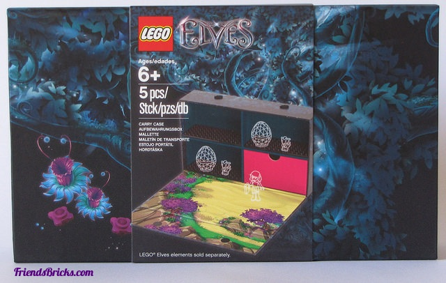 Heartlake Times: LEGO Elves Me & My Dragon Display case - Review