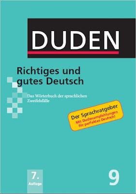 Download free ebook DUDEN Richtiges und gutes Deutsch pdf