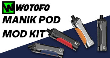 Wotofo Manik Pod Mod Kit