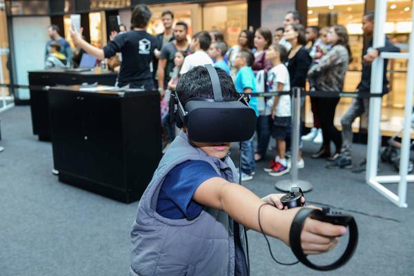 Xtreme Interactive Games Shopping Vila Olímpia