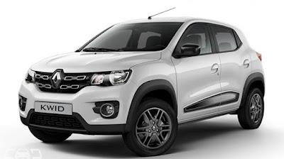 Pilihan Mobil Baru Renault Kwid
