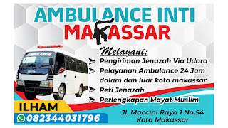 Rental Ambulance Inti Makassar 082344031796