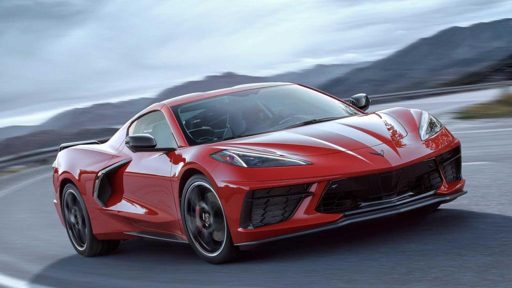10 mẫu xe thể thao V8 tăng tốc nhanh nhất thế giới
