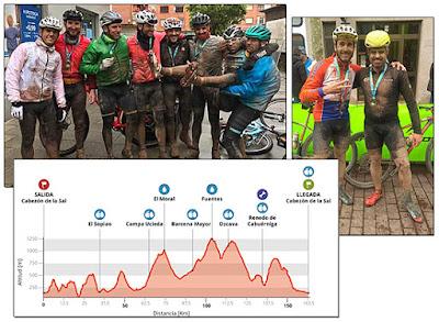 Ciclismo Soplao Aranjuez
