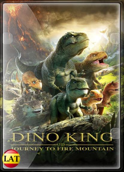 Dino King: Viaje a la Montaña de Fuego (2019) DVDRIP LATINO