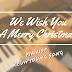 [악보] We Wish You A Merry Christmas_크리스마스 캐롤 피아노 편곡, 연주