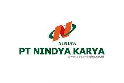 Lowongan Kerja PT. Nindya Karya (Persero) Juni 2019