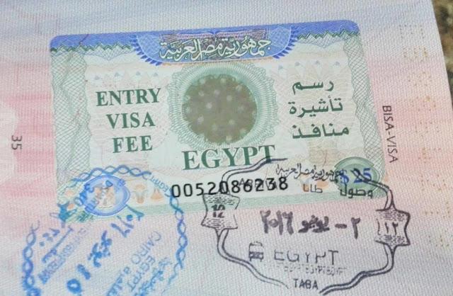 Làm visa Jordan nhanh