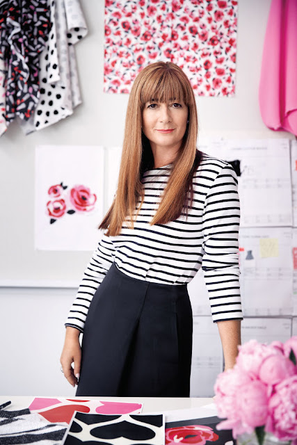 Kate Spade New York chief creative officer Deborah Lloyd. Photo: Courtesy