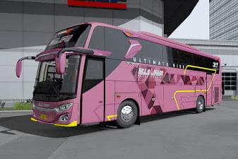 Skin Pack Muji Jaya V2 Mod Jetbus 3 SHD Pack V1 Adudu Edit Diny