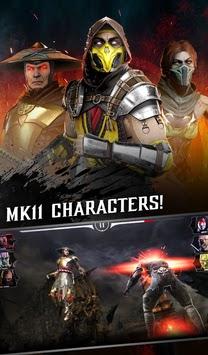 تحميل لعبة Mortal Kombat X  للاندرويد إصدار 2.1.1 كاملة