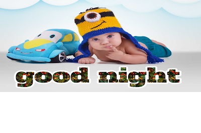 Good night baby image hd, good night cute baby image