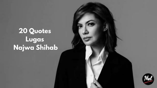 20 Quotes Lugas Najwa Shihab
