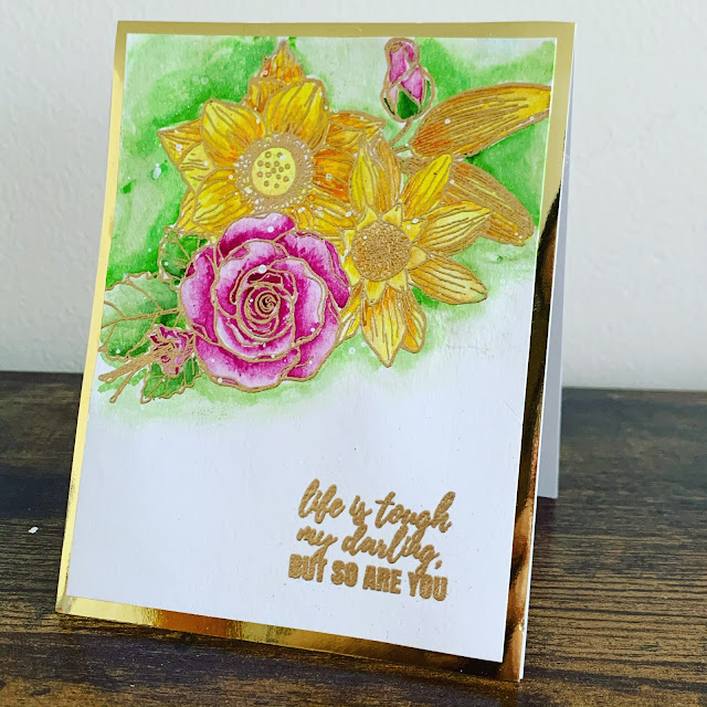 watercolored-handmade-sympathy-stamped-card