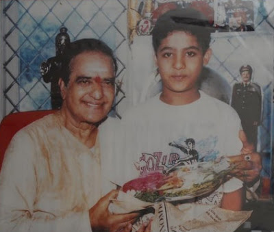 Jr Ntr Childhood Photos