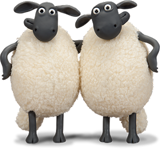 shaun the sheep movie-shaun le mouton-kuzular firarda-twins