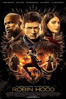 Robin Hood 2018 Dual Audio 720p BluRay
