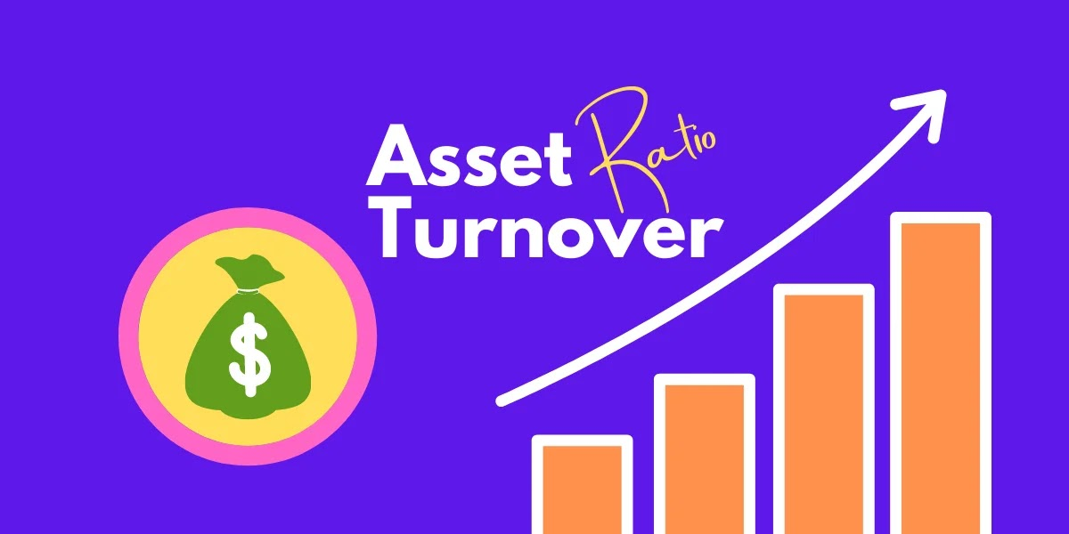 asset turnover ratio calculation and explanation with formula by zerobizz