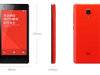 Perbedaan Xiaomi Redmi 1 dengan Xiaomi Redmi 1S