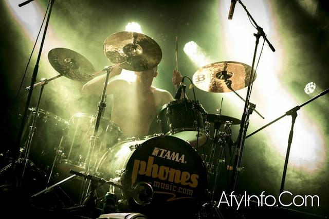 5 Drummer Terbaik Indonesia Yang Diakui Dunia