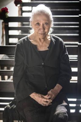 Fernanda Montenegro é Dulce, a matriarca da família Ramirez, na novela 'A Dona do Pedaço' — Foto: João Miguel Júnior/Gshow