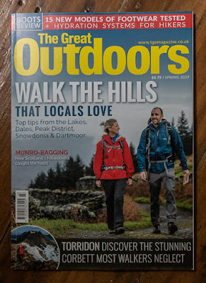 40c160ad9f The latest issue of The Great Outdoors is in the shops now. In it I look at  fifteen pairs of footwear new out this year and complain about the lack of  ones ...