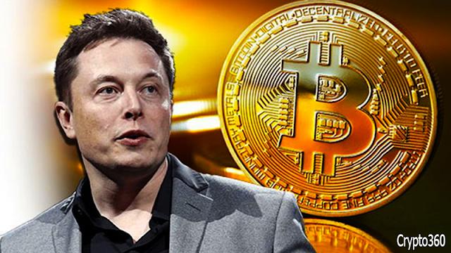 Musk has pushed Bitcoin