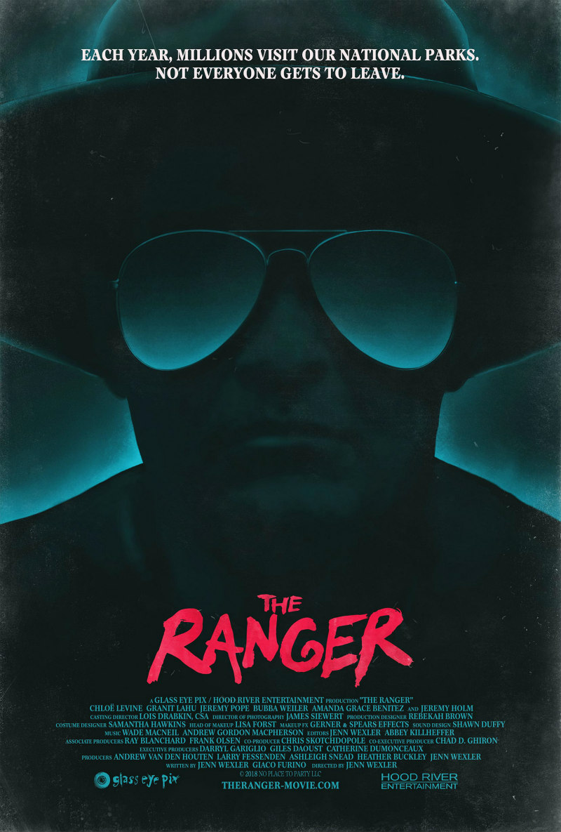 the ranger film poster