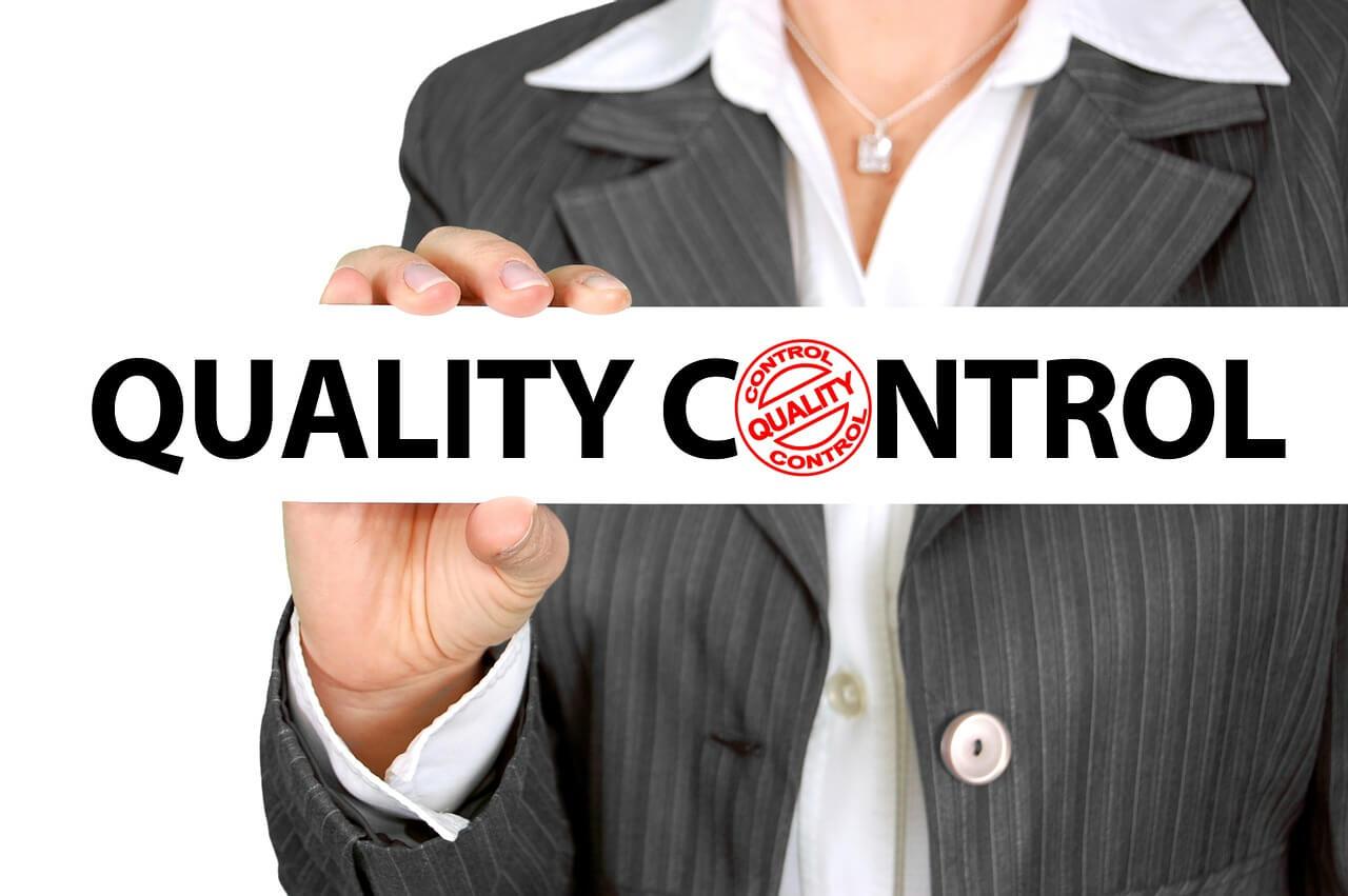 Contoh Quality Control