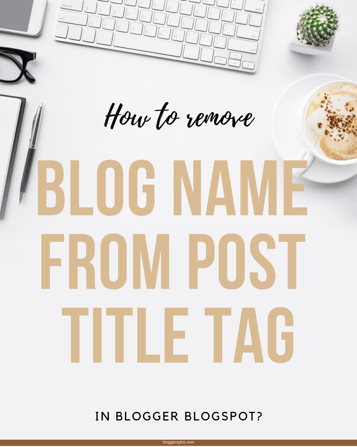 Removing blog title from blog posts in blogger