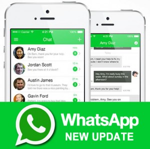Whatsapp For Android Update