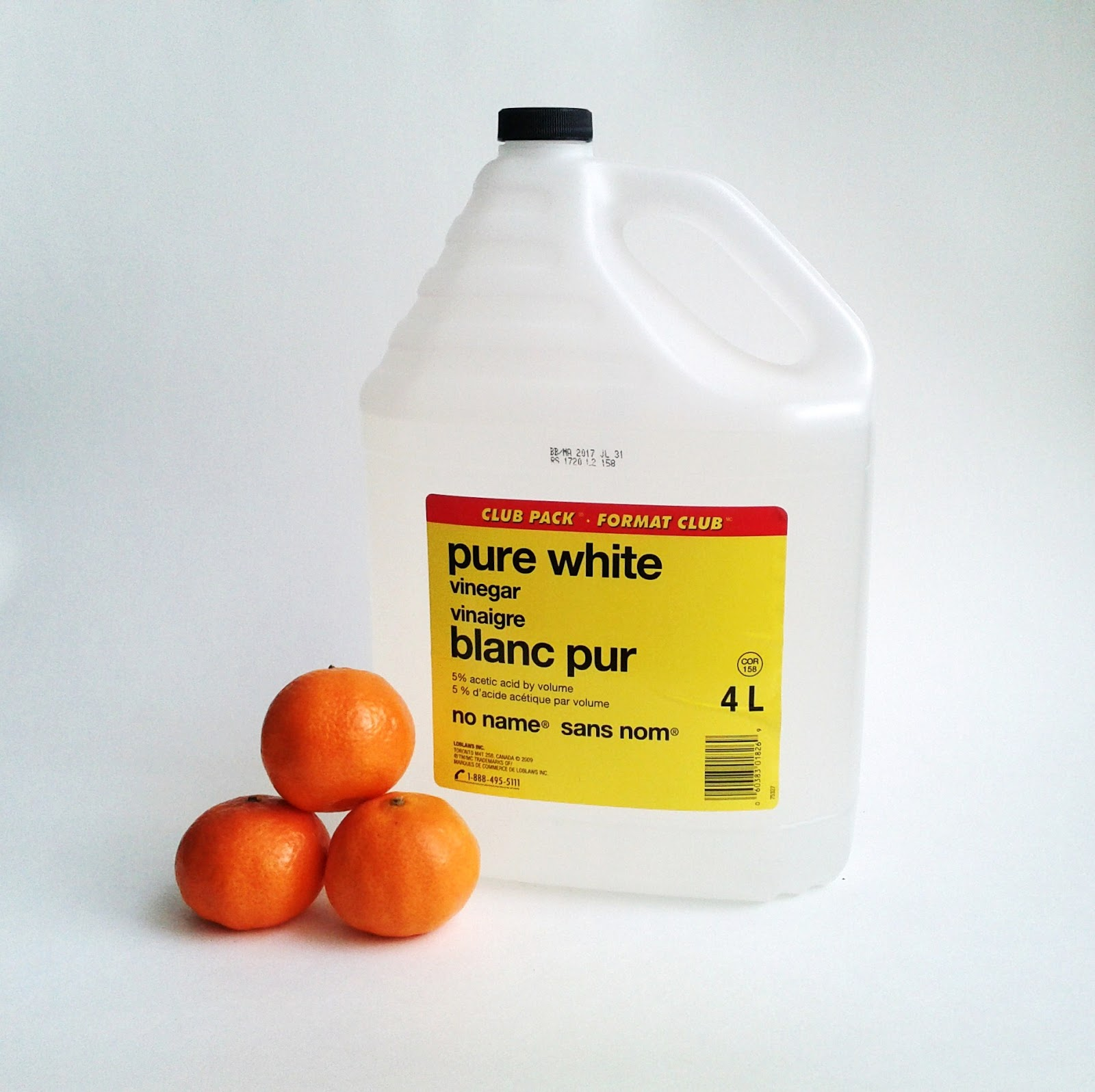 Vinegar As Degreaser: L'Heure Bleue At Home: Homemade Citrus And Vinegar Cleaner