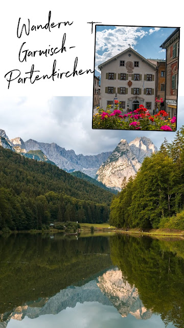 Entdeckungstouren Wasser Aulealm - Riessersee Runde + Die kleine Wank-Runde  Wandern Garmisch-Partenkirchen 22
