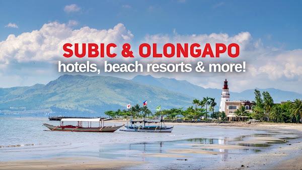 Top Best Hotels in Subic Beach Resorts in Olongapo Zambales