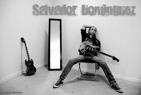 salvador dominguez guitarrista