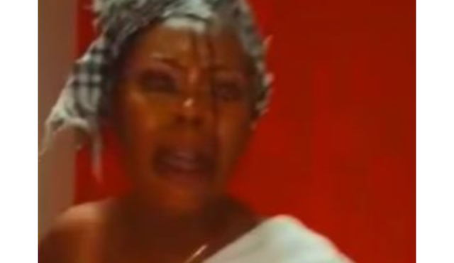 See Photos From The Sex Video Of Ghanaian Comedian, Afia -5417